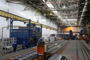 Алмакс - производство алюминиевого профиля