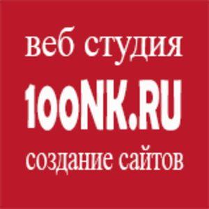 Веб студия 100nk.ru