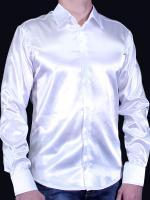 Атласные рубашки