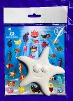 Барельеф для творчества - Морская звезда