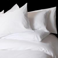 Белое постельное белье для гостиниц и отеле