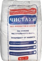 Бесфосфатный стиральный порошок ЧИСТАУН ПРОФЕССИОНАЛЬНЫЙ 15 кг
