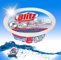 Чистящая паста для кухни и душа Blitz