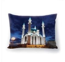 "Декоративная подушка ""Мечеть в ночи"""