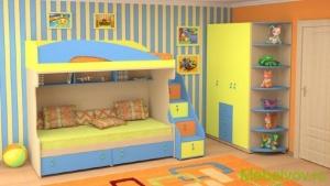Детская комната Армани