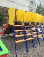 Детские игровые площадки Спортивные комплексы