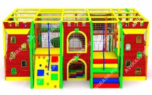 Детский игровой лабиринт Башни