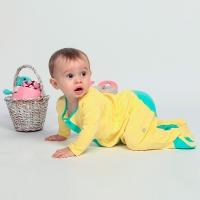 детский комбинезон - слип