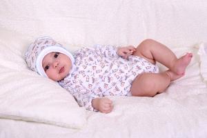 Детский трикотаж для новорожденных