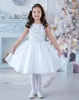 """Детское нарядное платье Winter fairy tale/ """"Зимняя сказка"""""""