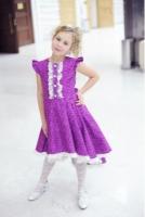 """Детское платье """"Виолетта"""""""