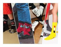 Дизайнерские носки St.Friday Socks