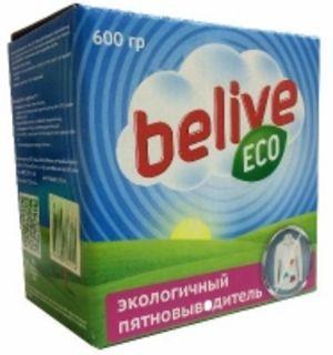 Экологичный пятновыводитель Belive Eco