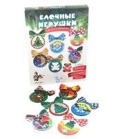 Елочные игрушки своими руками (12 фигурок)