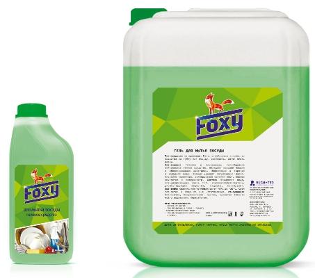 F-008. Средство для мытья посуды.