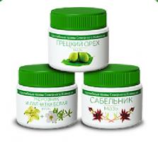 Фито мази с вытяжками из лекарственных трав 50 мл 100% (натуральный продукт)