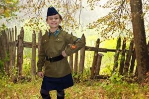 Форма Советской Армии, Великой Отечественной войны