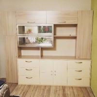 Гостиная на заказ в Москве, изготовление мебели