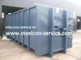 hook lift container, flat beds,frame steel halls