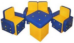 Игровая мягкая мебель для детской комнаты