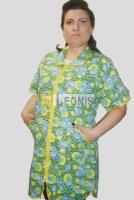 Халаты женские оптом.