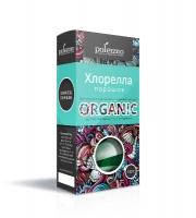 Хлорелла органическая порошок и таблетки