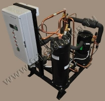 Холодильные машины для холодоснабжения камер