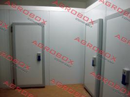 Холодильные терминалы, склады и камеры.