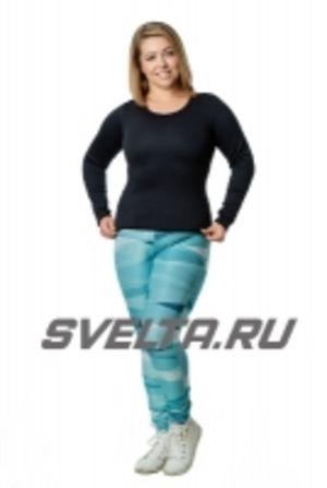 Кофта для фитнеса SVELTA с длинным рукавом SV9