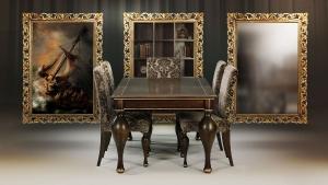 Коллекция «Буржуа I». 10 предметов. Дуб. Винченцо гранж