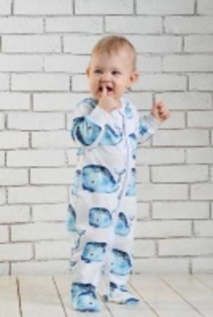"Комбинезон ""Синий кит""  Baby Boom"