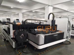 Комбинированный лазерный станок с модулем для резки труб SEKIRUS P0302M-3015LNT