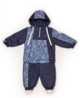 Комплект Куртка+Брюки (или полукомбинезон) арт. 484Т
