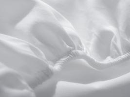 Комплект постельного белья, Белый