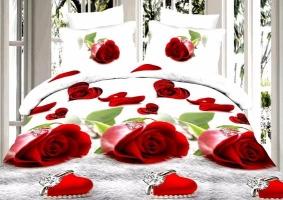 Комплект постельного белья SANTINA из сатина 105 гр/м2
