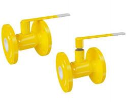 : Краны шаровые стальные в антивандальном исполнении.