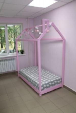 Кровать-домик Монтессори