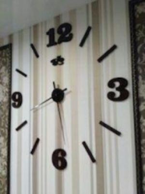 """Купить большие настенные часы """"Оптима"""""""