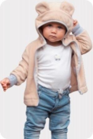 Куртка флисовая Soft Zoo