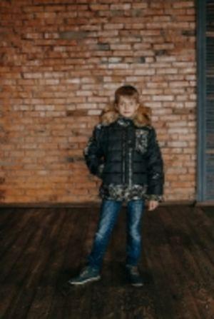 Куртка подростковая Арни