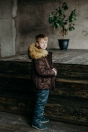 Куртка подростковая Шоколад