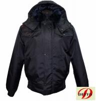 Куртка Полиция Зима мужская укороченная ЭКОНОМ без шевронов