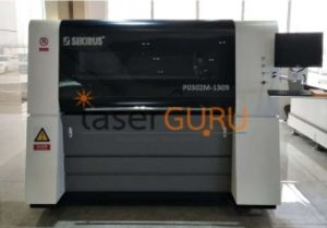 Лазерный комплекс для прецизионной работы с металлом IPG 2000 Вт SEKIRUS P0302M-1309