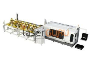 Лазерный станок для резки круглых и профильных труб SEKIRUS P1006M-2000