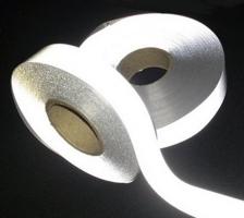 Лента светоотражающая 50 мм № 1302 (100м) нейлон