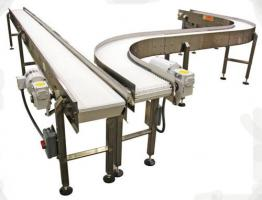 Ленточные конвейеры - промышленные и пищевые