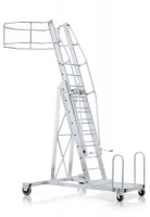 Лестница для обслуживания цистерн (Германия)