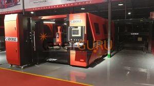 Линия для лазерной резки металла с автоматической загрузкой и калибровкой SEKIRUS P2302M-3015GAZR