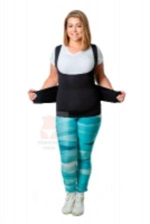 Майка для фитнеса SVELTA с эффектом корсета sv11