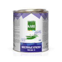 Масляные краски KARE типа МА-15 Люкс